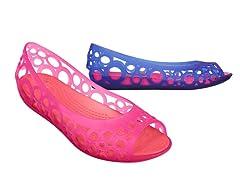 Crocs Girls Adrina Flat