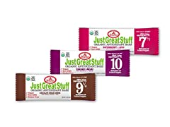 Organic Just Great Stuff Bars, 36 Count