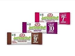 Organic Just Great Stuff Bars, 36 Count