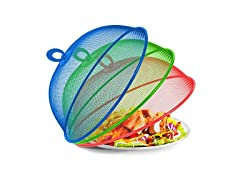 3-Pack Mesh Food Cover