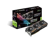 ASUS ROG STRIX GeForce GTX 1070 8GB