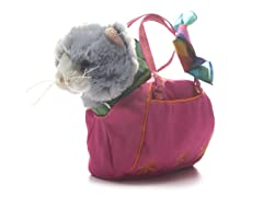 Silversoft Cat & Carrier with Jacket