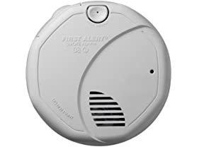 First Alert SA320CN Dual-Sensor Smoke and Fire Alarm, Battery Powered