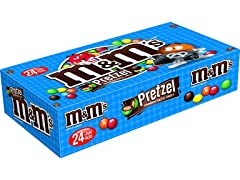 M&M's Pretzel Chocolate, 24ct