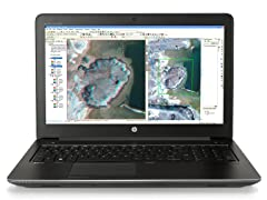 "HP ZBook 15-G3 15"" Full-HD i7 512G Workstation"