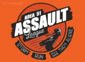 Area 51 Assault League