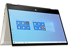 "HP x360 14"" i5 FHD Touch Convertible Notebook"
