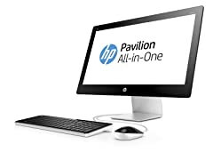"HP 23"" Full-HD Intel Core i3 AIO Desktop"