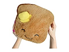 Squishable Mini Comfort Food Toast Plush