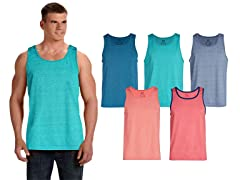 FOTL Men's Tank Assorted 5-Pack