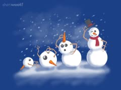 Primordial Snow