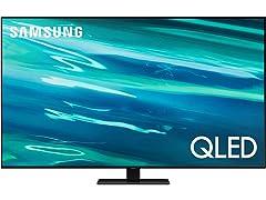 Samsung QLED Q80A Series - 4K TV