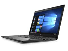 "Dell Latitude 5480 14"" 256GB Intel Notebook"
