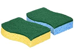 STK 20-Pack Heavy Duty Scrub Sponges