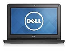 "Dell Latitude 3160 11.6"" Quad-Core Laptop"