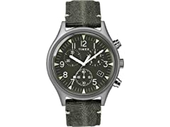 Timex MK1 MilitaryChronograph Mens Watch