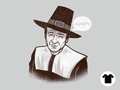 Howdy, Pilgrim