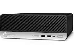 HP ProDesk 400 G4 Intel SFF Desktop