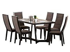 Hudson 7-Pc Dining Set