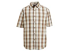 Yukon Button-Down Shirt, Hickory
