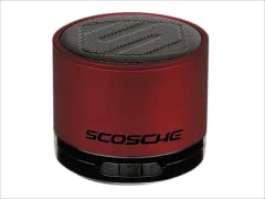 Scosche Portable Bluetooth Speaker