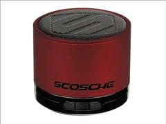 Scosche Portable Bluetooth Speaker