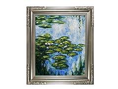 Monet - Water Lilies (vertical)