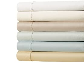 600TC 100% Cotton 4-Piece Sheet Set