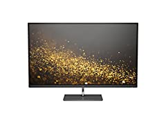 "HP Envy 27"" 4K Monitor - Black/Onyx"