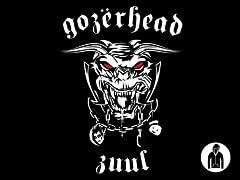 Gozerhead Zip-Up Hoodie