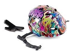 Razor Graffiti Helmet