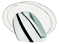 Look Clear Napkin Holder - 6""