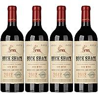 4-Pk. Buck Shack Proprietary Red Wine Blend