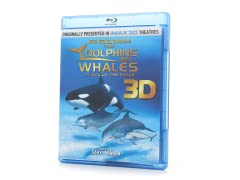 IMAX: Dolphins & Whales 3D Blu-ray Movie