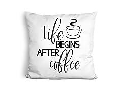 LiLiPi Life Begins Pillow