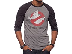 Ghostbusters Who You Gonna Call Raglan