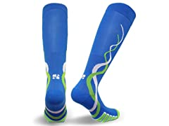 Silver Drystat VTW0316 Socks 2-Pk
