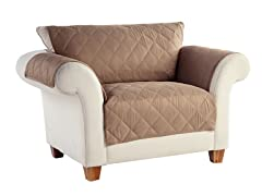 Love Seat Tailor Fit No Slip Furniture Protector- Multiple Colors