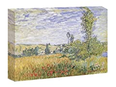 Monet Landscape at Vetheuil (2 Sizes)