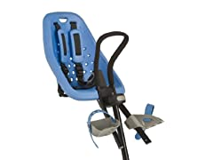 Yepp Mini Bicycle Child Seat, Blue