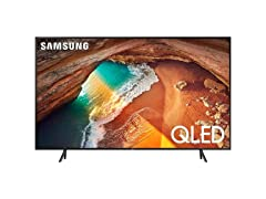 "Samsung 75"" Q6D QLED Smart 4K UHD TV"