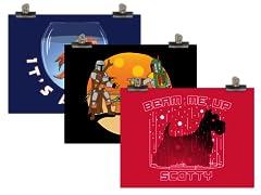 Sci-Fi Posters!