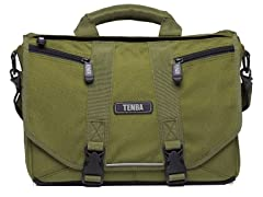 Mini Messenger Bag - Olive