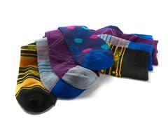 Assorted Men's Socks 4-Pack