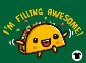 I'm Filling Awesome