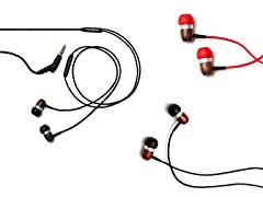 Symphonized GLXY Premium In-ear Headphones