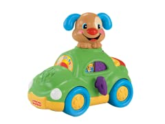 Laugh & Learn Puppy's Learning Car