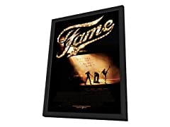 Fame (2009) 27x40 Framed