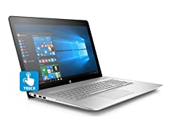 "HP ENVY 17"" Intel i7, 940MX, UHD Touch Laptop"