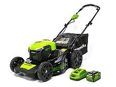 Greenworks 20-Inch 40V Lawn Mower